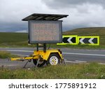 Roadside Mobile Solar Powered...