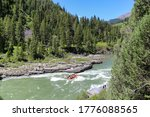 Whitewater Rafting On The Snake ...