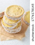 Alfajore Cookies Filled With...