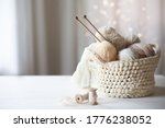 Cozy Homely Atmosphere. Female...