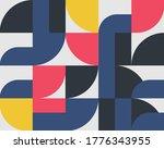 geometry minimalistic artwork...   Shutterstock .eps vector #1776343955