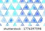 morrocan ornament of blue... | Shutterstock .eps vector #1776397598