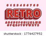 modern styled 3d trendy set of... | Shutterstock .eps vector #1776427952