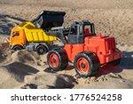 Toy Construction Equipment....