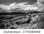Rocky Landscape By The Sea  Th...