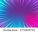 neon violet pop art gradient... | Shutterstock .eps vector #1776945752