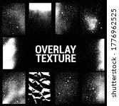 texture overlays collection.... | Shutterstock .eps vector #1776962525