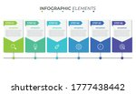 presentation business...   Shutterstock .eps vector #1777438442