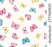 Pattern Butterfly Graphic...