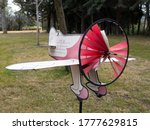 Anemometer Vane In The Shape Of ...