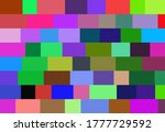 Multicolor Nested Rectangles...