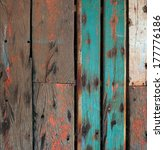 grunge wood texture background... | Shutterstock . vector #177776186