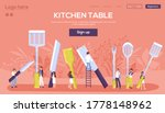 cookware kitchen table website...