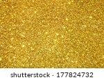 sequins background | Shutterstock . vector #177824732