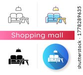 furniture store icon. modern... | Shutterstock .eps vector #1778289635
