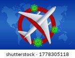 coronavirus pandemic danger ... | Shutterstock .eps vector #1778305118