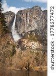 Yosemite Falls Is The Highest...