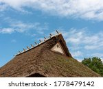 A Traditional Thatched Roof...