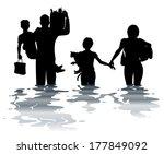 editable vector illustration of ... | Shutterstock .eps vector #177849092