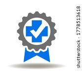award or stamp with medical... | Shutterstock .eps vector #1778513618