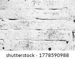 black brick wall texture  brick ...   Shutterstock . vector #1778590988
