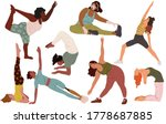 the concept of diverse women... | Shutterstock .eps vector #1778687885