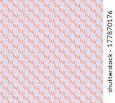 seamless vector illustration... | Shutterstock .eps vector #177870176