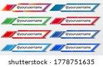 modern social  media lower... | Shutterstock .eps vector #1778751635