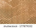 close up of a protective paper... | Shutterstock . vector #177879332