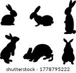 set of hand drawn running ...   Shutterstock .eps vector #1778795222
