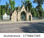 Lychakiv Historic Cemetery In...