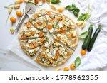 Delicious Sourdough White Pizza ...