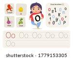 kids learning material.... | Shutterstock .eps vector #1779153305