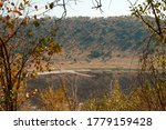 View Of Mineral Lake In A...