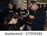 new york  ny   february 12  a... | Shutterstock . vector #177935282