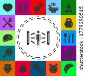 solarium creative icon. simple...
