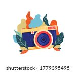 world photography day ...   Shutterstock .eps vector #1779395495