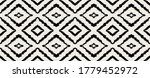 ikat geometric folklore... | Shutterstock .eps vector #1779452972