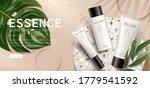 banner ad for luxury beauty... | Shutterstock .eps vector #1779541592