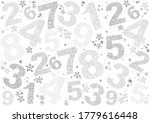 white seamless background with... | Shutterstock .eps vector #1779616448