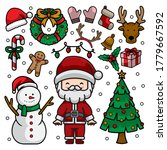 illustration of set of... | Shutterstock .eps vector #1779667592