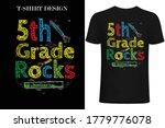5th Grade Rocks.back To School...
