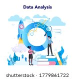 statistician and statistic...   Shutterstock .eps vector #1779861722