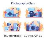 photography school course set.... | Shutterstock .eps vector #1779872432