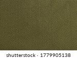 Oxford Fabric Close Up Macro...