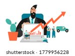 conceptual illustration of well ...   Shutterstock .eps vector #1779956228