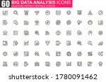 big data analysis thin line...
