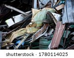 Close Up Of A Dense Pile Of...