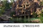 Ancient Temple Of The Jaguar In ...