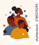 black lives matter. african... | Shutterstock .eps vector #1780270295